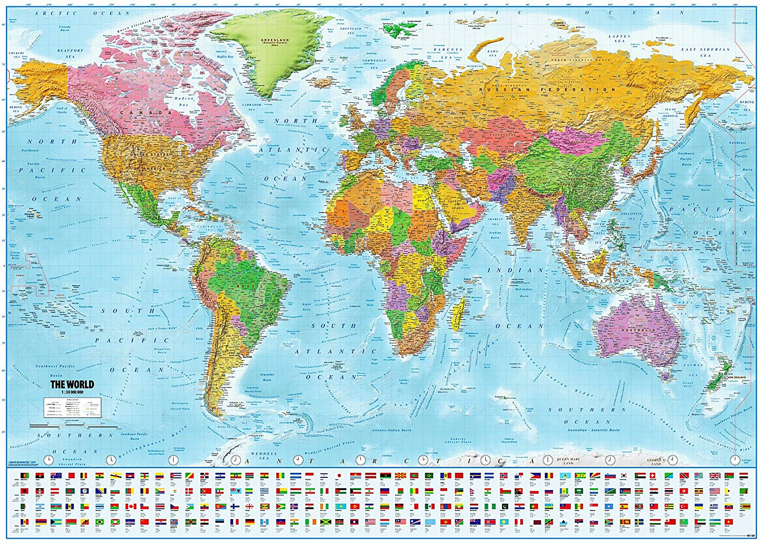 Capital cities of all countries