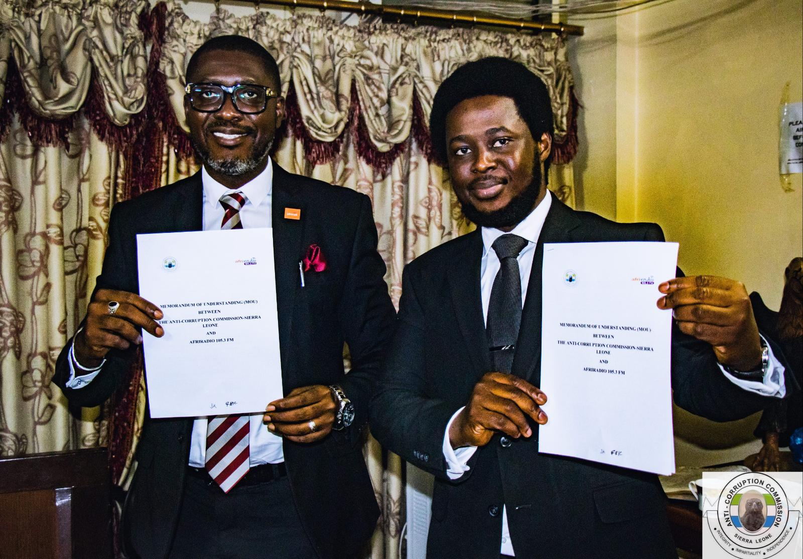 ACC SIGNS MOU WITH AfriRadio
