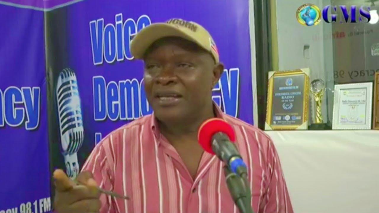 Fearless Karamoh Kabba Breaks Silence