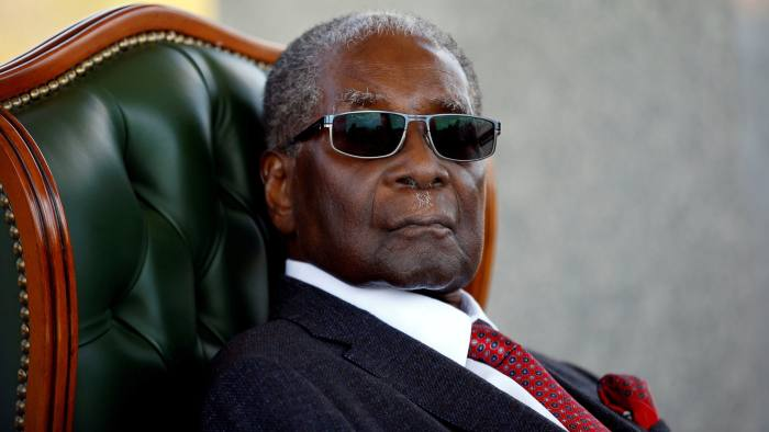 Letter from Africa: Ghanaians saw Mugabe as their 'in-law'