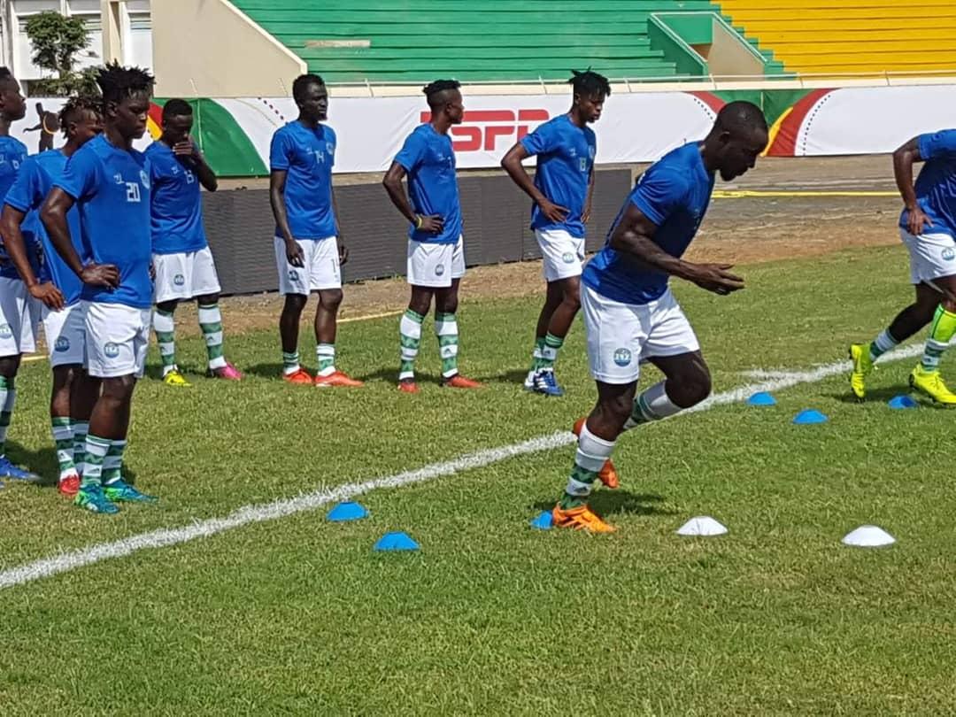 WAFU NATIONS CUP SENEGAL 2019