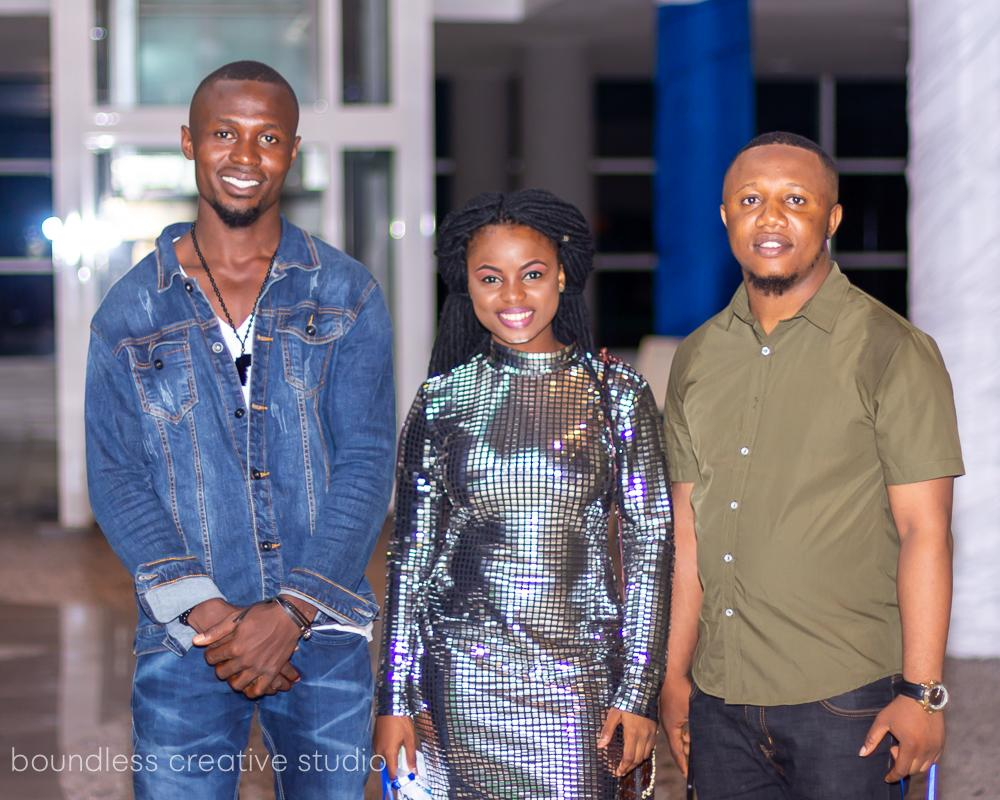 MSM (1000) and Maggie Create Waves at Miss Salone