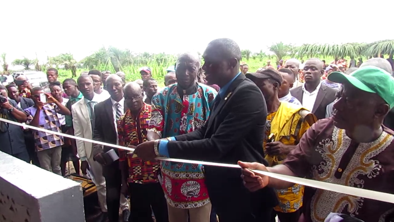 TAIAMA GETS FIRST THEOLOGICAL COLLEGE