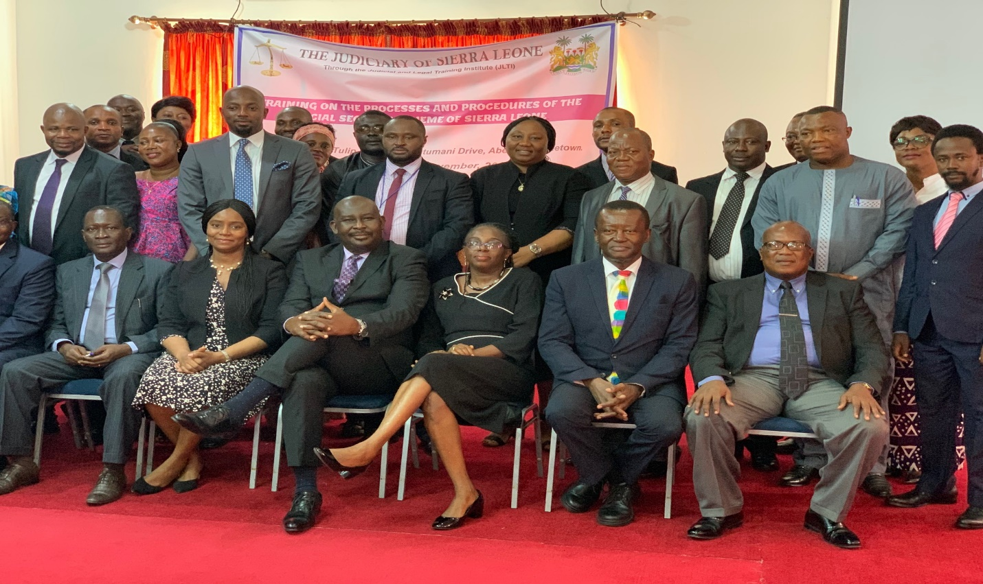 JUDICIARY COMMISSIONS SOCIAL SECURITY COURT
