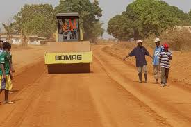 Government kicks-off the Rehabilitation of 41 Critical Roads