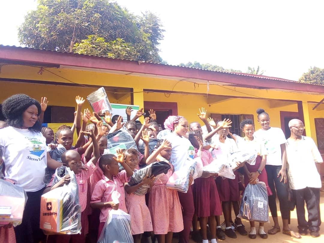 ASLACAN Boosts Christian Hope School