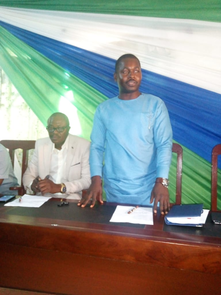 SALWACO launches social connection for Kenema & Bo