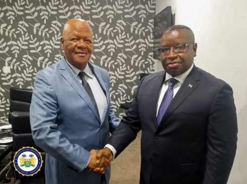 Potential mining and electricity investors from South Africa to visit Sierra Leone