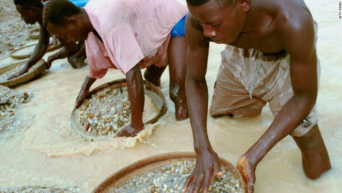 Octea Mining may pay compensation to Kono community in Sierra Leone