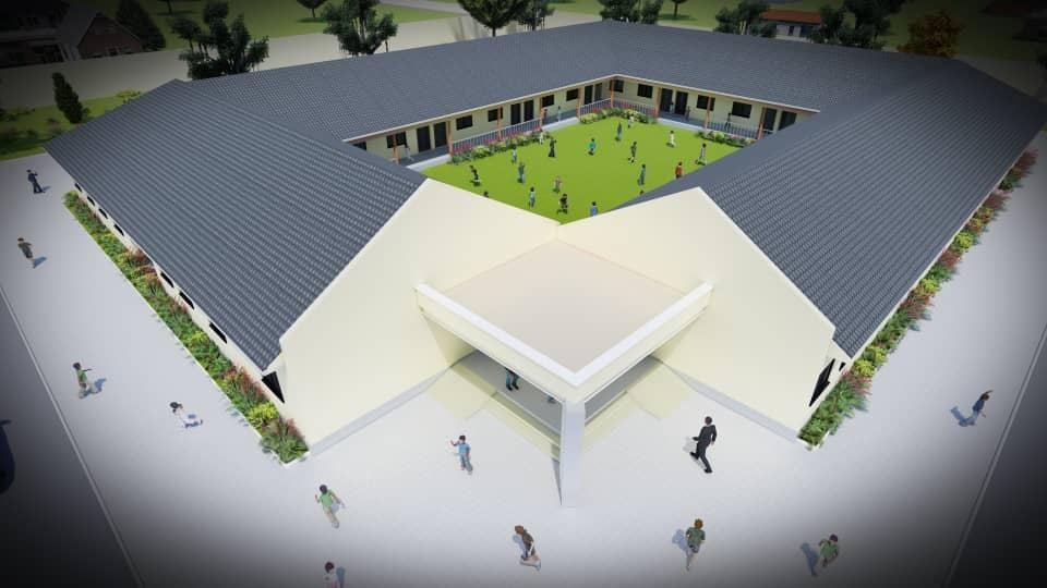 Mercury Implements School Building Project…first phase of 90 classrooms commences