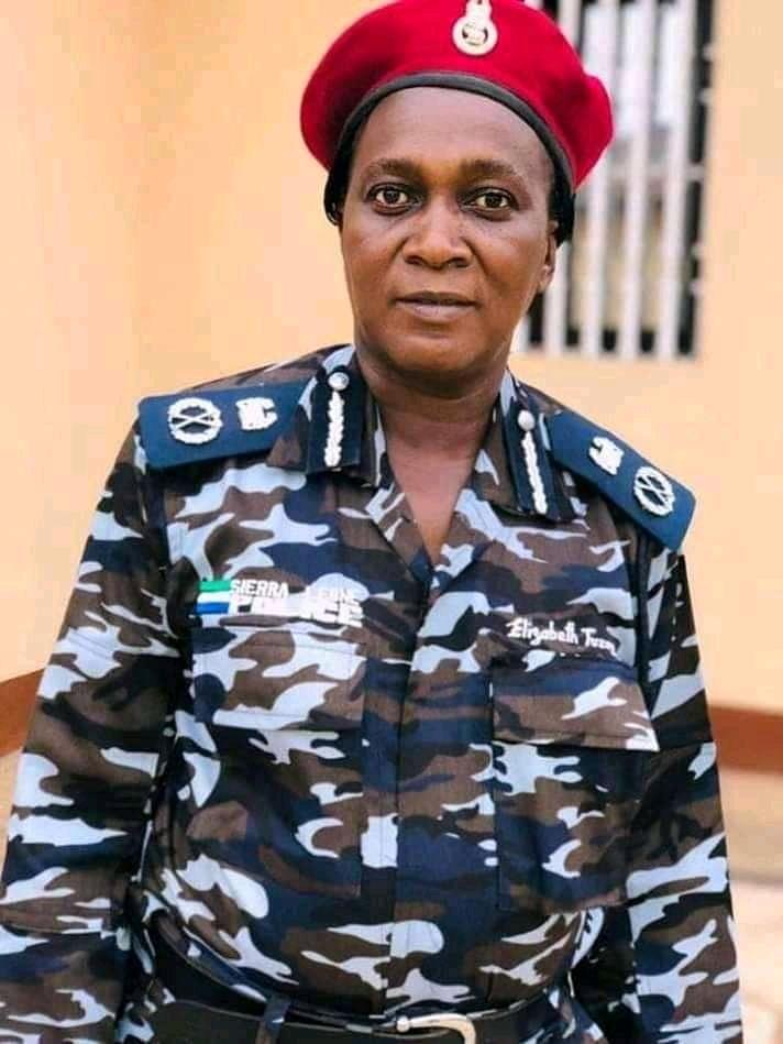 IGP VISITS REGIONAL POLICE HEADQUARTERS BO