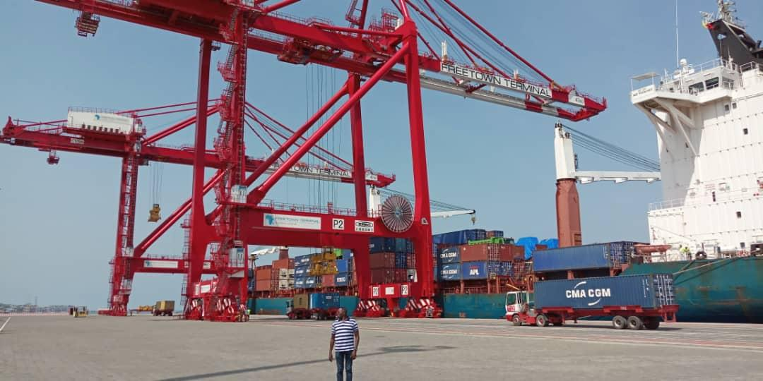Deputy General Manager Heightens Stakeholders' Engagements On Port Decongestion