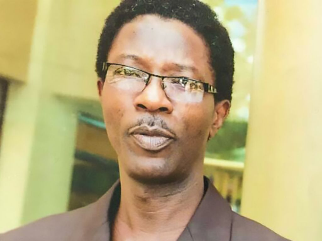 """Njala and ACC have ruined my professional, academic career"" Prof. Ajayi Emmanuel Femi Gbenga"
