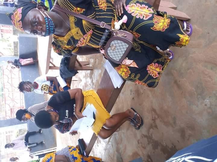 Breakaway MALOA Women Receives Socfin Micro Finance