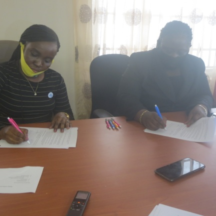 SLAWIJ, Legal Aid Board sign up to strengthen SGBV response