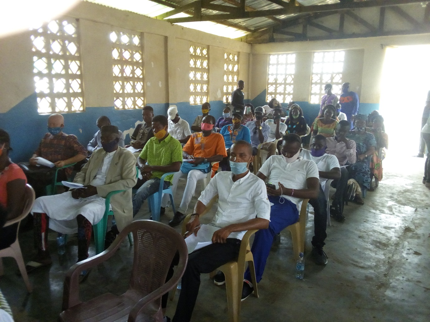 NCD Lectures National Unity &Cohesion
