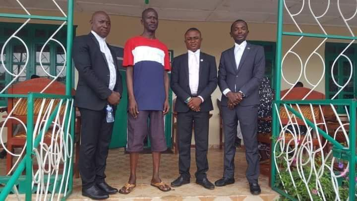 Legal Aid Board represents all cases in Call Over in Freetown