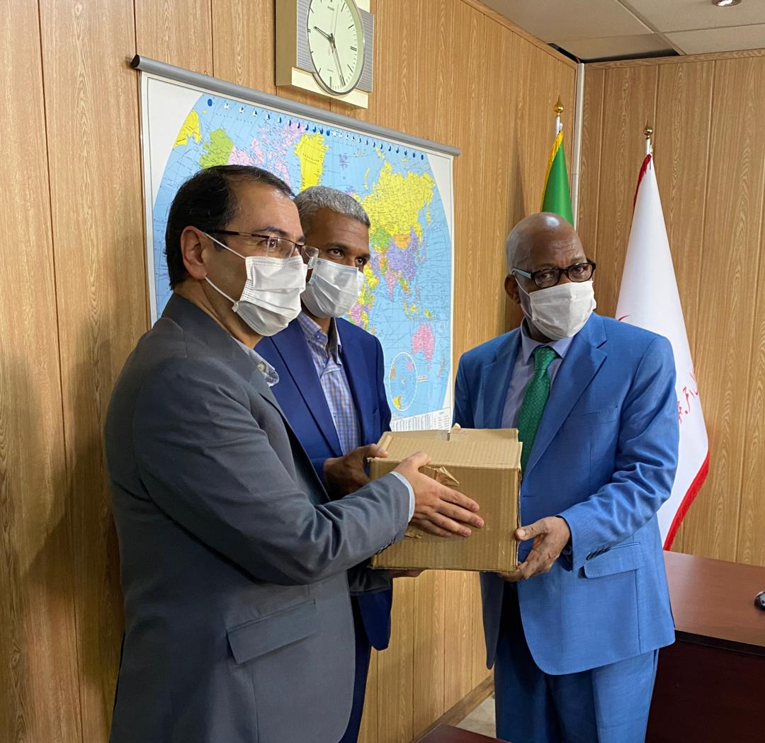 Iranian Red Crescent Society Boosts Sierra Leoneans